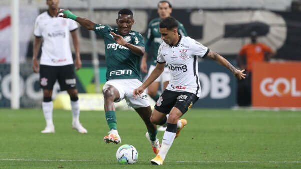 Corinthians x Palmeiras escalações e como assistir