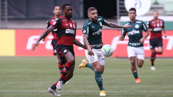 Flamengo x Palmeiras Libertadores