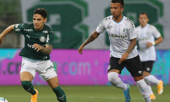 Palmeiras x Grêmio final