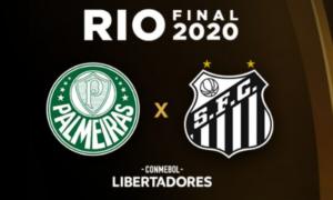 Palmeiras x Santos assistir final Premiação Libertadores