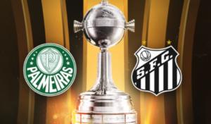 Palmeiras x Santos final ao vivo