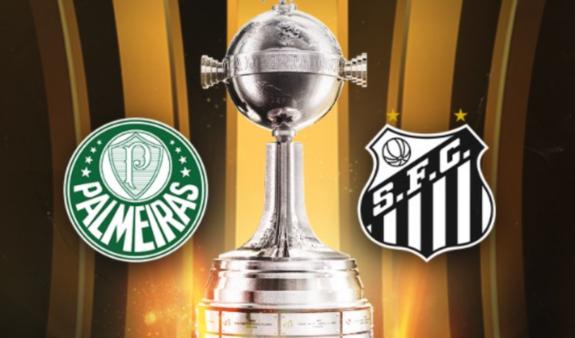 Palmeiras x Santos final ao vivo Premiação Libertadores