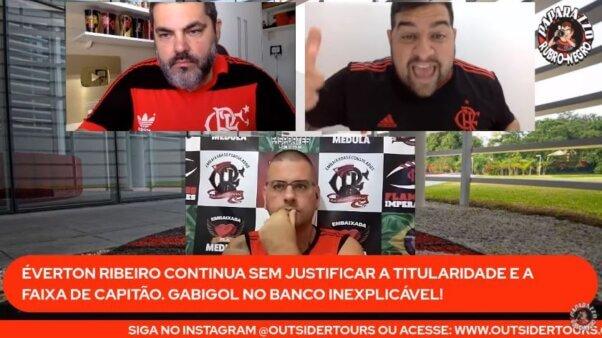 Flamengo, Palmeiras