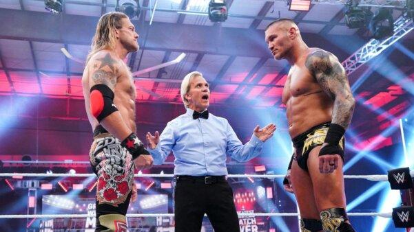Primeiros participantes Royal Rumble 2021