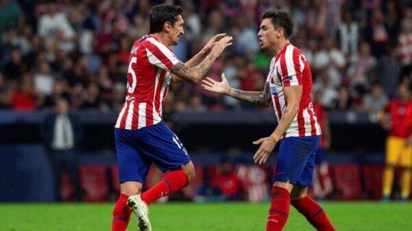 Provável escalação Atlético de Madrid Sevilla La Liga