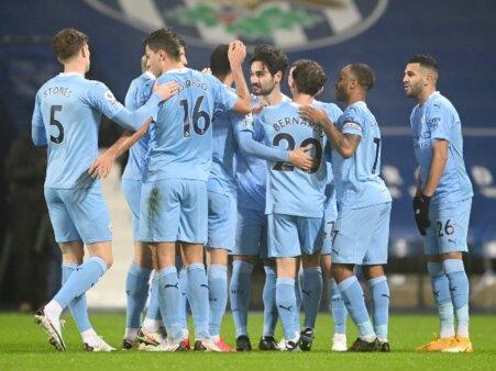 Provável escalação Manchester City Sheffield Premier League