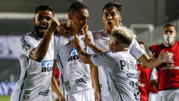 Provável escalação Santos Palmeiras final Libertadores