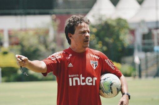 Provável escalação São Paulo Atlético-GO Brasileirão