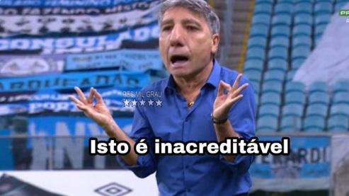 Grêmio memes Flamengo