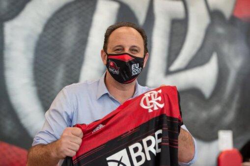 Rogério Ceni foi questionado por torcedores do Flamengo