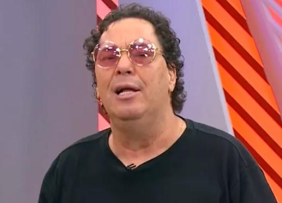 O ex-jogador e atual comentarista Casagrande (Foto: Reprodução)
