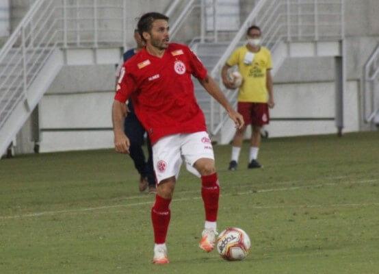 Anderson Paraíba, meia-atacante do América-RN (Foto: Canindé Pereira/ América FC)