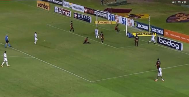 Sport x Palmeiras gols
