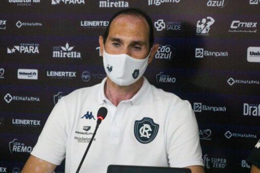 Thiago Alves, novo executivo de futebol do Clube do Remo