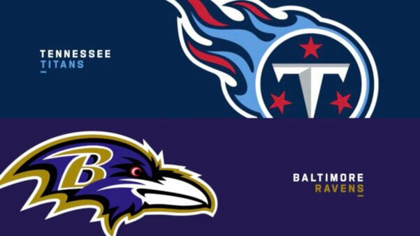 Titans x Ravens se enfrentam pelo Wild Card