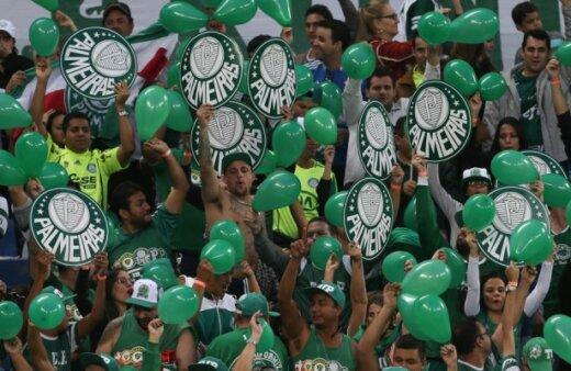 Palmeiras conquistou o segundo título da Libertadores