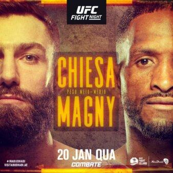 UFC Fight Island 8 resultados