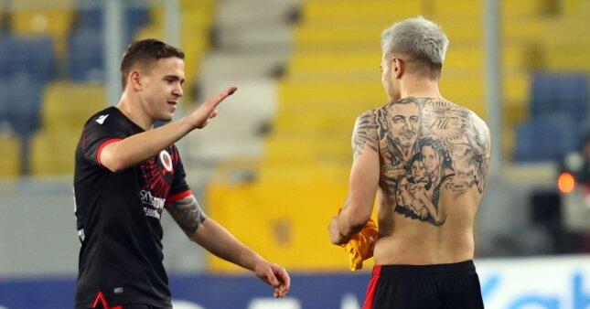 Piris da Motta tem contrato com o Flamengo até dezembro de 2022
