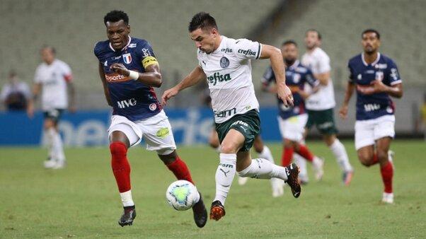 Palmeiras x Fortaleza AO VIVO (Foto: Cesar Greco/ Reprodução/ Flickr oficial SE Palmeiras)