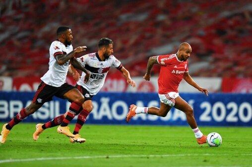 Flamengo x Internacional AO VIVO (Foto: Ricardo Duarte/ Reprodução/ Flickr oficial do SC Internacional)