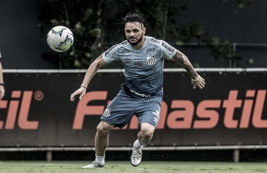 Foto: Ivan Storti/ Reprodução/ Flickr oficial do Santos FC