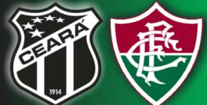 Ceará x Fluminense ao vivo