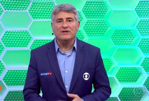 Cléber Machado falou sobre o Mundial.
