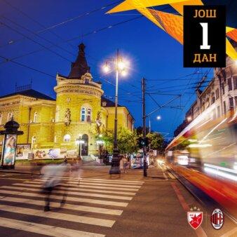 Estrela Vermelha x Milan guia