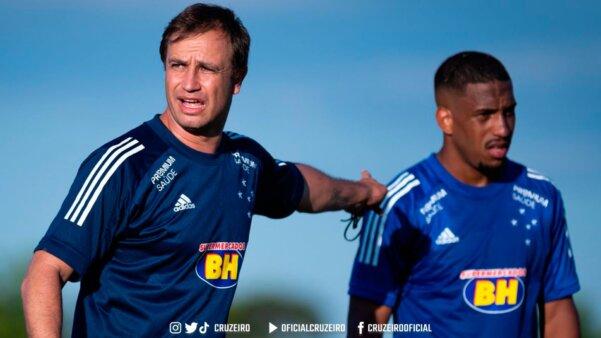 Cruzeiro provável escalação