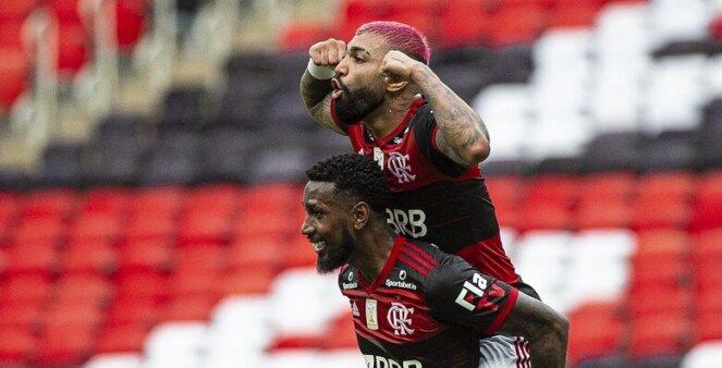 Flamengo quer a Libertadores após o Brasileirão.