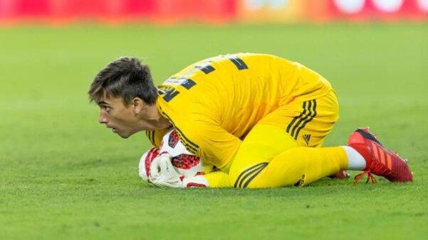 César em ação pelo Flamengo