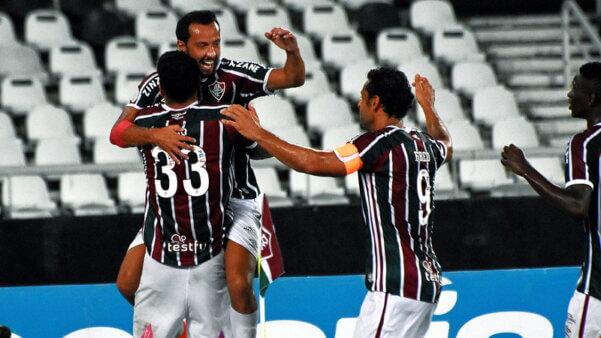 Provável escalação do Fluminense