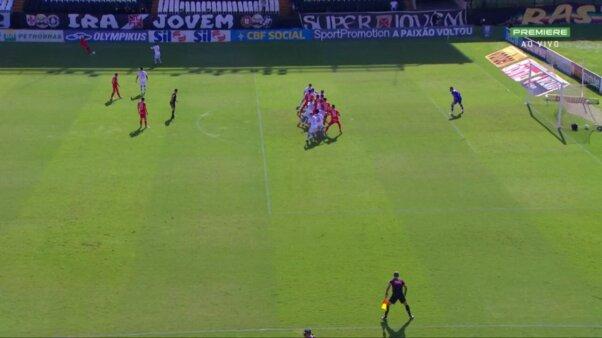 Vasco x inter gol var