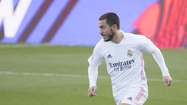 Hazard Real Madrid lesão mercado da bola