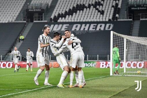 Reprodução/ Facebook oficial da Juventus/ @Juventus