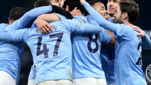 Manchester City escalação
