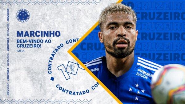 Marcinho reforço Cruzeiro