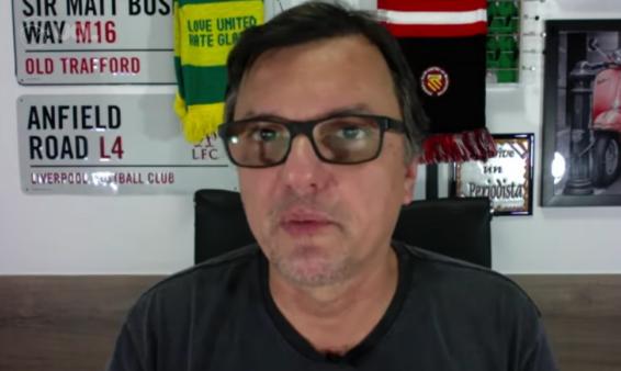 Mauro Cezar falou sobre o Palmeiras.