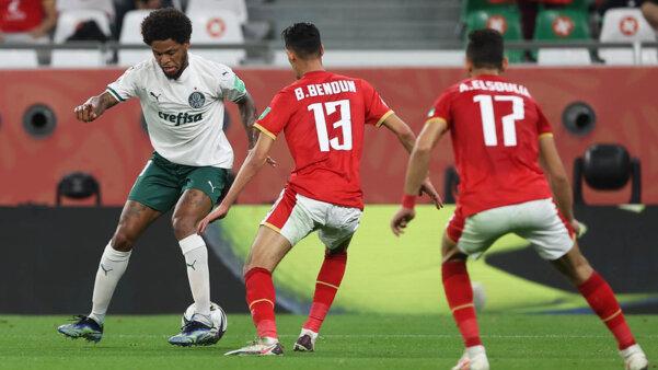 Palmeiras foi derrotado nos pênaltis.