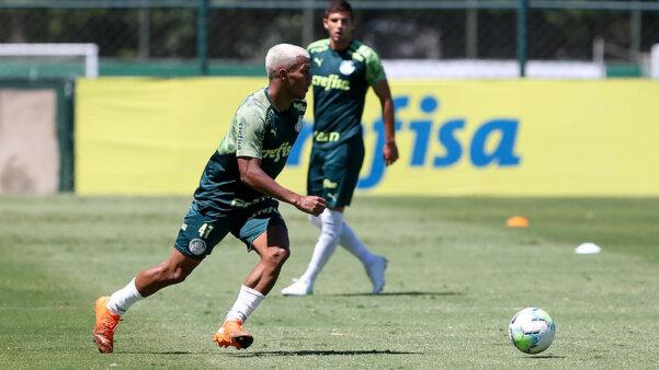 Palmeiras se reapresentou no CT.