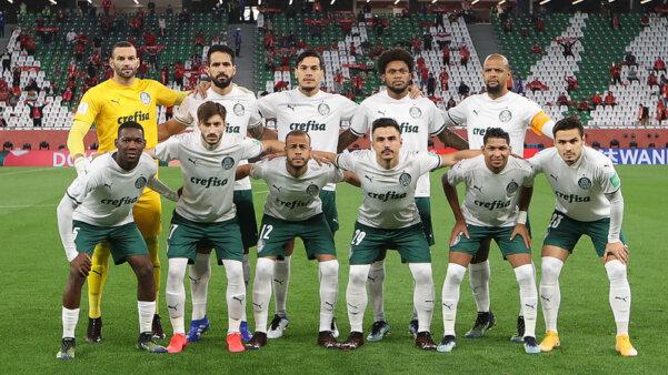 Palmeiras não ficou com o título do Mundial.