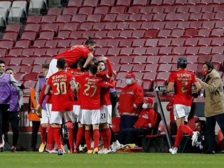 Provável escalação Benfica Famalicão Campeonato Português