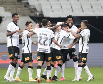 Provável escalação Corinthians Santos Brasileirão