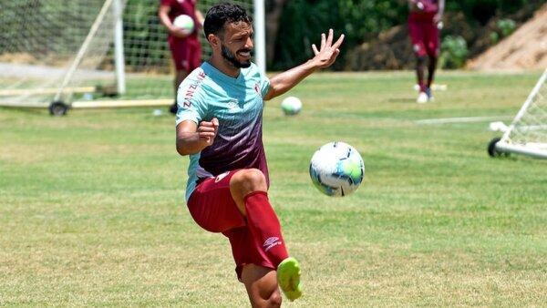 Provável escalação Fluminense Bahia Brasileirão