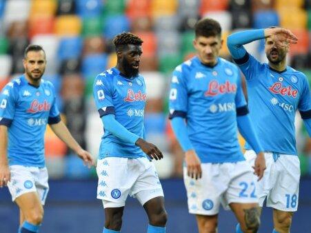 Provável escalação Napoli Atalanta Copa da Itália