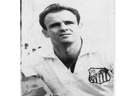 Pepe, ex-atacante do Santos e da seleção brasileira (Foto: Reprodução/ Site Santos FC)