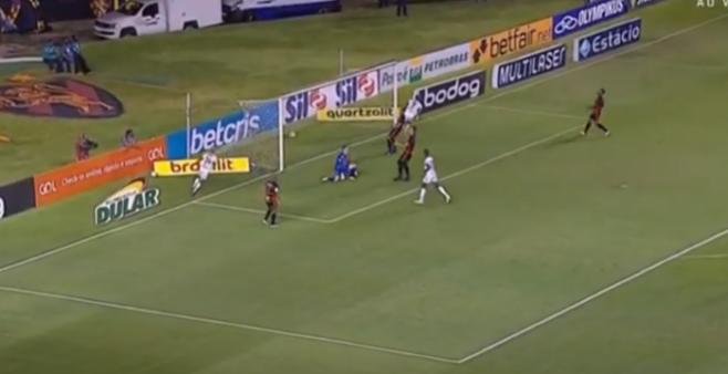 Sport x Flamengo gols