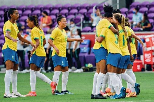 Sam Robles/ CBF (Reprodução Twitter oficial da Confederação Brasileira de Futebol)