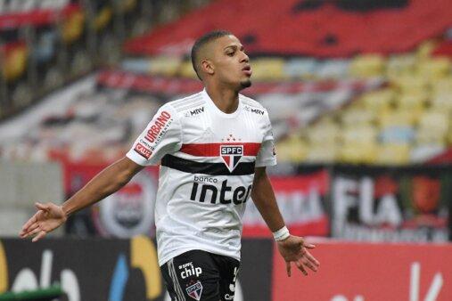 Venda de Brenner São Paulo FC Cincinatti