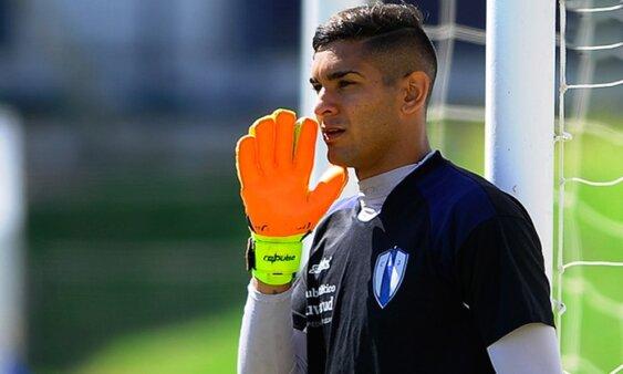 Gonzalo Falcón interessa ao Vasco